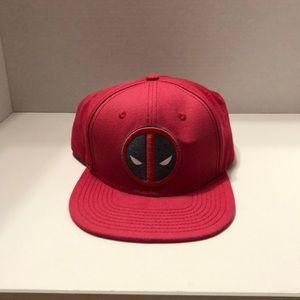 MARVEL Dead Pool SnapBack Hat